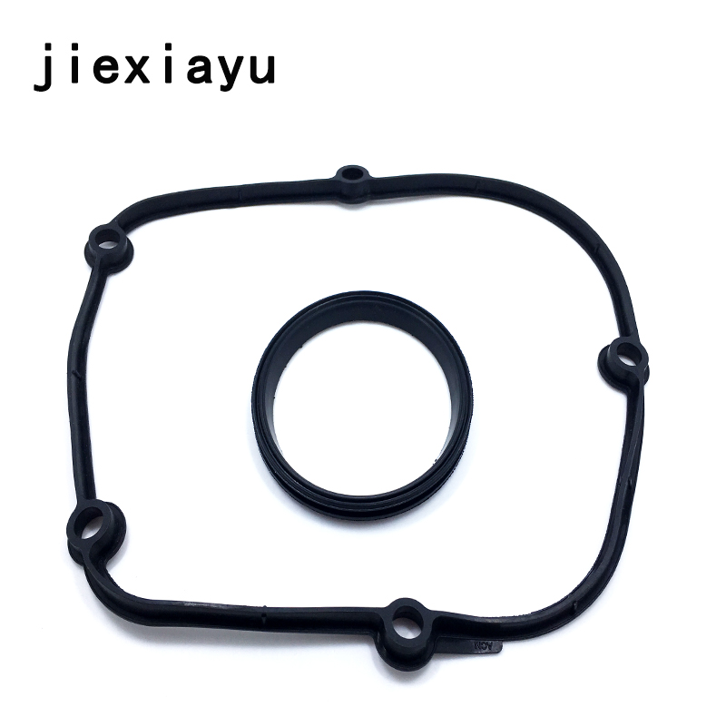 Timing Chain Cover Gasket For Bettle EOS Golf Jetta Passat B6 B7 CC Tiguan A3 A4 A6 Q3 Q5 TT 06H 103 483 C 06H 103 483 D
