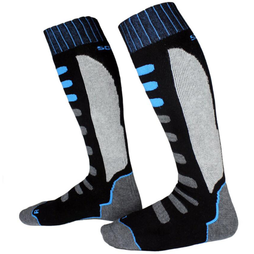 Winter Warm Men Women Ski Socks Cotton Snowboard Cycling Skiing Soccer Sport Socks Thermosocks
