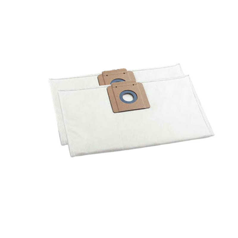 2 Pieces/lot Vacuum Cleaner Bags Dust Filter Bag For Karcher T12/1 T8/1 T7/1 NT 25/1 NT 35/1 NT 361 Vacuum Cleaner Parts
