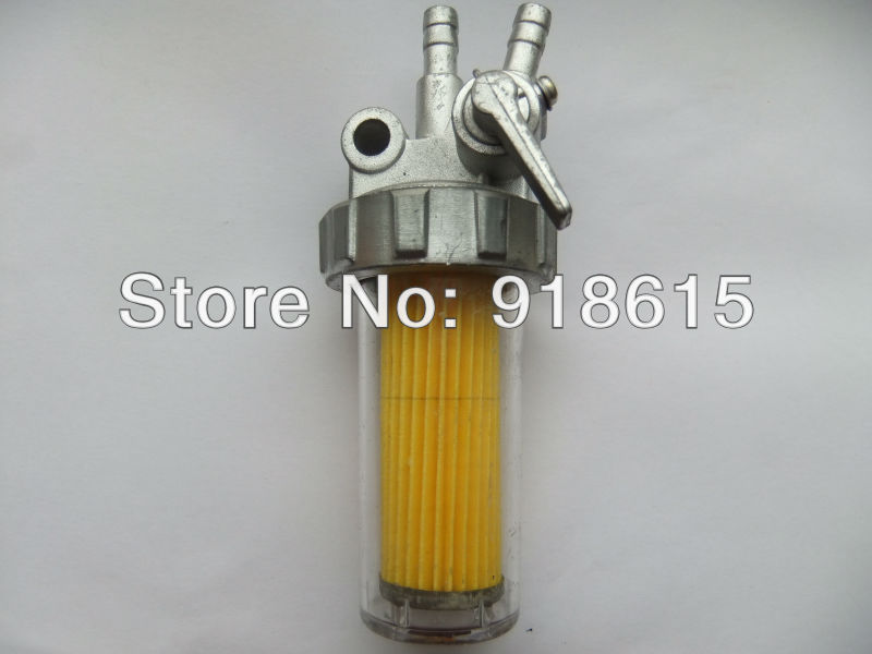 FUEL FILTER ASSEMBLY 186F 178F 170F 3kw-7kw silent type diesel engine and generator parts цены