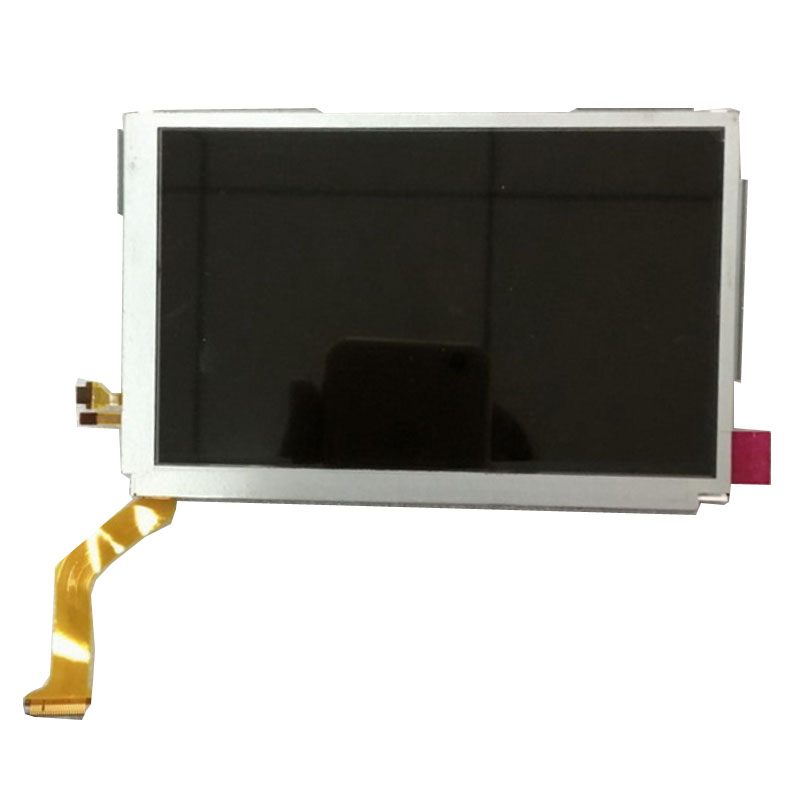 New LCD screen For New 3DS XL LL Upper Top LCD Display Screen Replacement Parts new original lcd screen for asus tf701 tf701t lcd display inner screen panel replacement parts