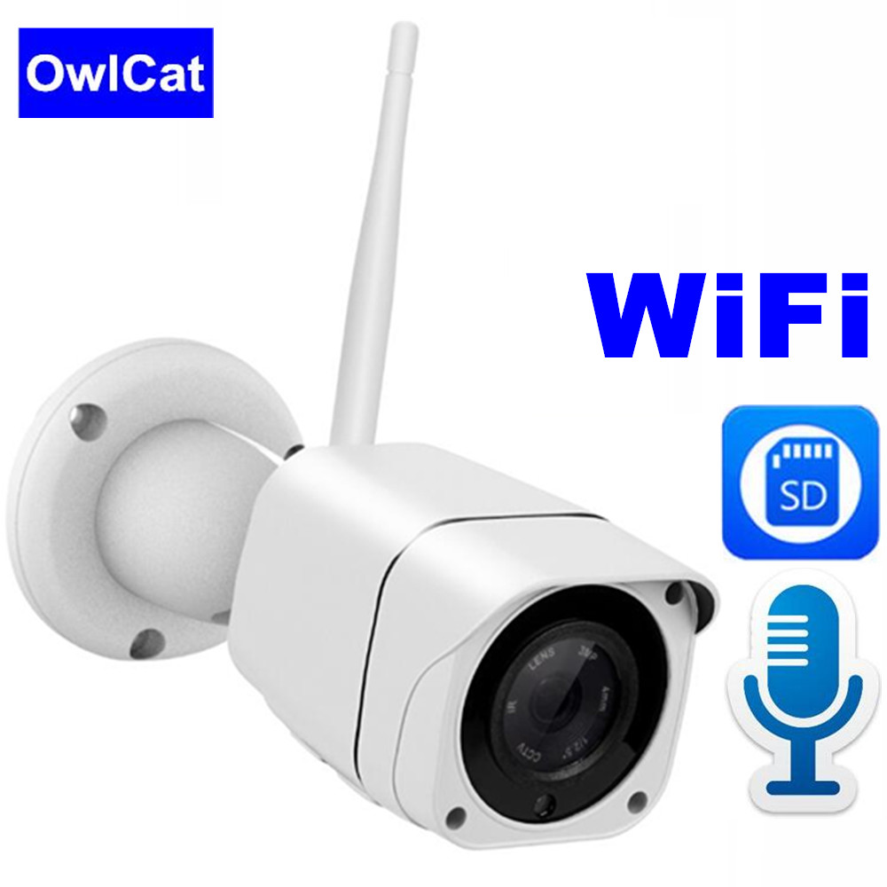 HD 1080P Wireless IP Camera Two Way Audio Memory Card Security CCTV Network Wifi Camera Motion Detectionn Phone APP CamHi OnvifHD 1080P Wireless IP Camera Two Way Audio Memory Card Security CCTV Network Wifi Camera Motion Detectionn Phone APP CamHi Onvif