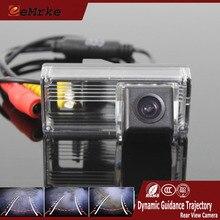 GX470 J120 J100 EEMRKE Для Lexus LX470 1998-2009 Динамическая Траектории Линии Парковки Автомобиля Обратный Заднего Вспять Треки Камеры