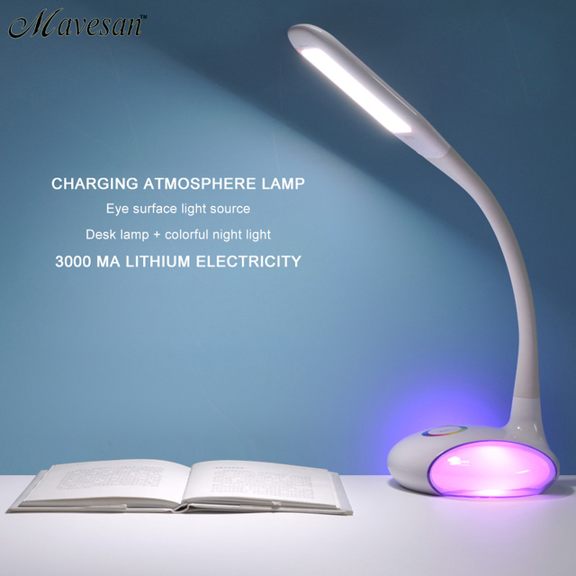 New desk lampsled table lampreading lampled study lamp 5w smouch new desk lampsled table lampreading lampled study lamp 5w mozeypictures Gallery