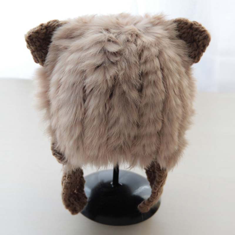 Russia Moscow Classic Country City Winter Earmuffs Ear Warmers Faux Fur Foldable Plush Outdoor Gift