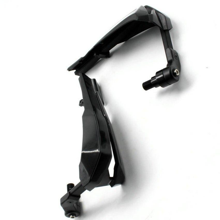 Рука охранника ветровым потоком дефлектора экран протектор для YAMAHA XJR1300 XSR700 МТ-07 мотоцикл Мото мотоцикл тормозной рычаг частей !