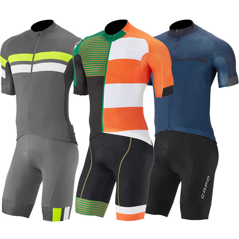 Ciclismo Ropa hombre החדש ספרד קיץ קצר שרוול רכיבה על אופניים ג 'רזי רכיבה על אופניים גברים אופניים ג' רזי MTB מאיו ciclismo