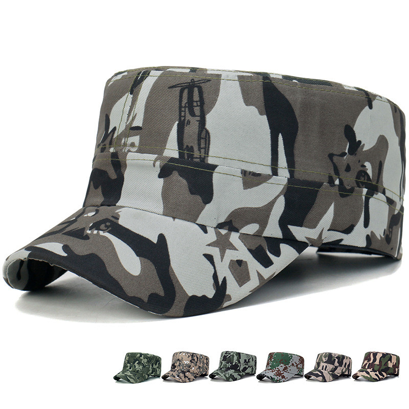 2018 Hot Fashion Camouflage Hat For