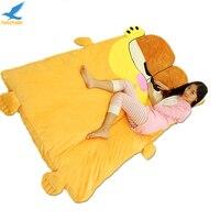 Fancytrader аниме Гарфилд погремушка мягкая гигантские плюшевые кошка кровать ковра татами диван кровать хороший подарок FT90904