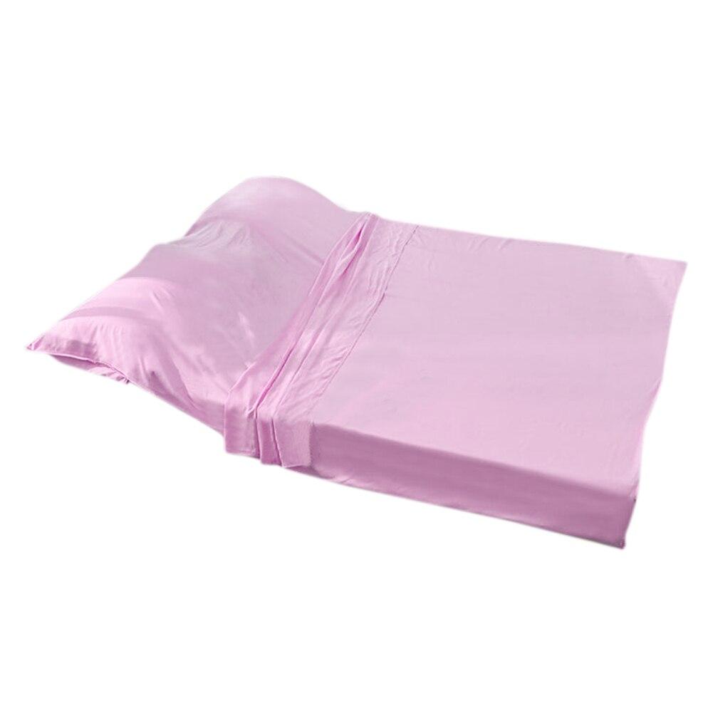 Light Multifunction Envelope Health Travel Liner Sleeping Bag Large Pink Outdoor Camping for all season Soft touch feel пена монтажная mastertex all season 750 pro всесезонная