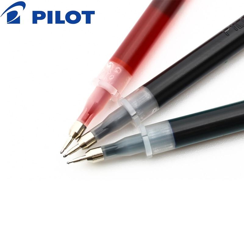 Image 4 - 12 peças piloto HI TEC C gel caneta recarga cartucho de tinta BLS  HC4 0.25mm 0.3mm 0.4mm 0.5mm caneta hastes japãogel ink pengel ink  pen refillink pen refill