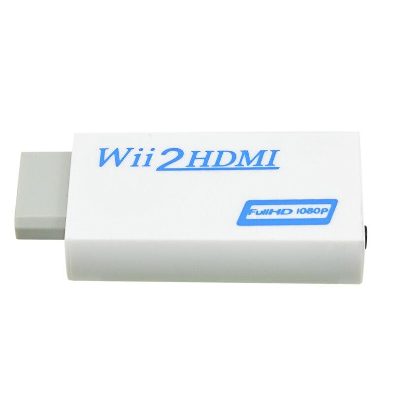 Kvm-switches Computer-peripheriegeräte Analytisch Iblue Wii2hdmi Neueste Wii Zu Hdmi Adapter Konverter Spiel Konverter Hd Ausgang 1080 P Strukturelle Behinderungen