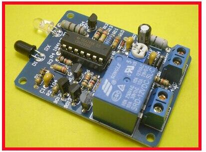¡Envío Gratis! 5 piezas interruptor con sensor infrarrojo kit interruptor de proximidad automático secador de manos control de grifo sensor de módulo