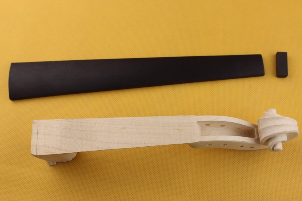 Stringed Instruments 1/2 Violin Necks Removing Obstruction Independent 1sets 1/2 Violin Ebony Fingerboard Musical Instruments