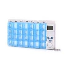 Smart Medicine Box With Reminder Timer