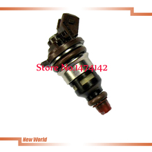4pcs Free shipping  High performance injection nozzle DENSO 958F-BB for Galaxy 2,0 gereinigt