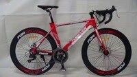 AD0300061 велосипед алюминиевая рама двойной дисковый тормоз Горный велосипед mtb bici да corsa