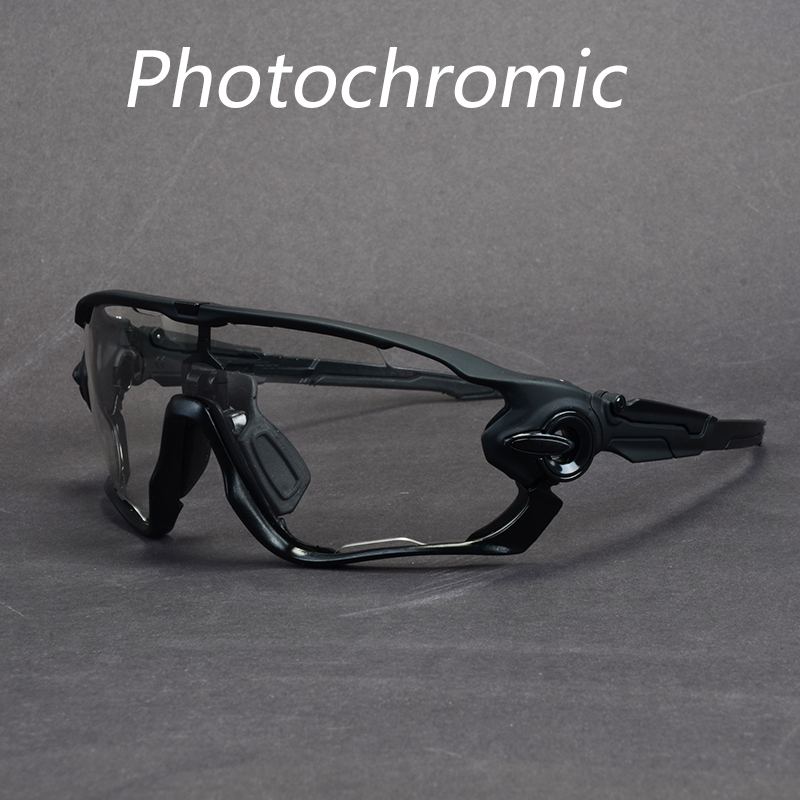 Brand New Cycling Sunglasses Mountain Bike Goggles Photochromic Cycling Glasses Bicycle Sunglasses Men Women Cycling Eyewear