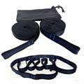 Essential Can Hold 2000kg Outdoor Camping Hiking Hammock Hanging Belt Hammock Strap Rope  280*2.8cm 1 Set