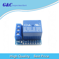 10PCS One Channel For Wemos D1 Mini Relay Module For Arduino ESP8266 Development Board For Wemos