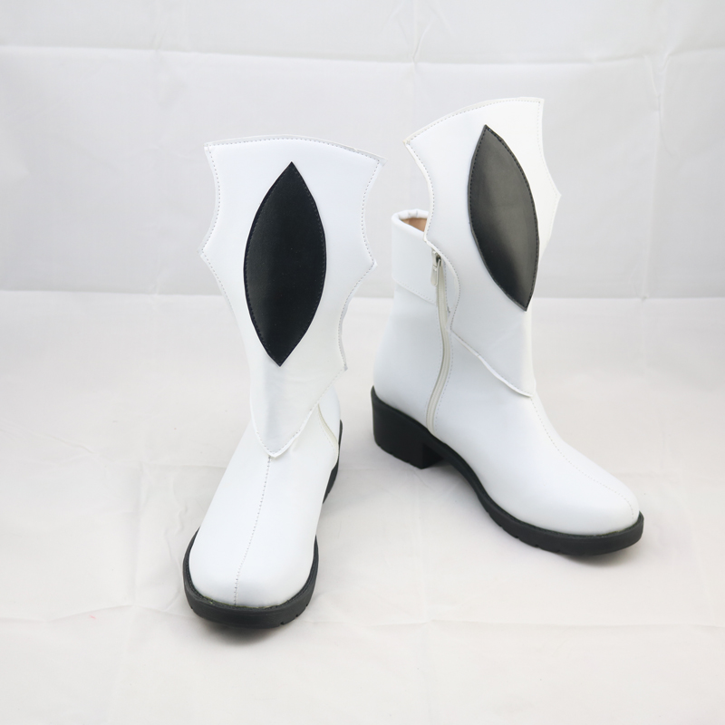 FGO Fate Grand Order Jeanne d'Arc Alter Santa Lily Cosplay Shoes Boots Halloween Carnival Party Costume Accessories