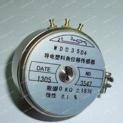 Potenciómetro 0.1% WDD35D4 WDY35D4 1 K 2 K 5 K 10 K