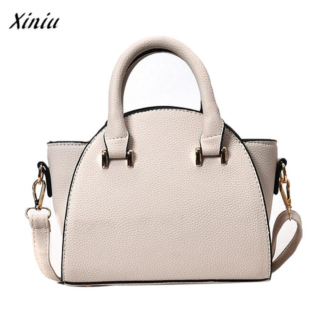 73aed56ead50 Xiniu Scrub Women Bag Shoulder Bag Casual Simple Tote Fresh Messenger bags  handbags women famous brands Fashion bolsas feminina