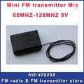Hot venda de som ouvir dispositivo de áudio de Mic mini bug frete grátis