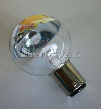 Surgical lamp light bulb 24v40w mercury ba15d h016372 hanaulux