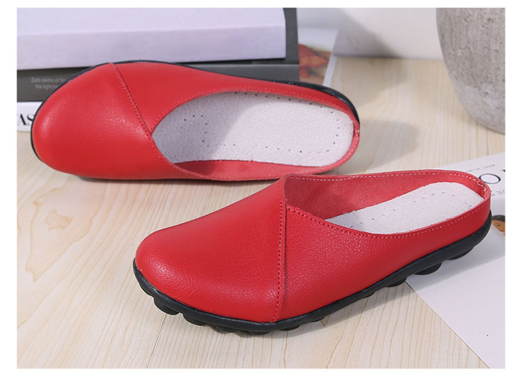 AH 9918-2018 New Women Flats Loafers Shoes-7