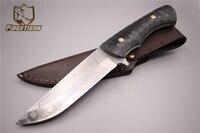 El yapımı açık survival avcılık gerçek knive taktik karambit düz bıçaklar kamuflaj bahar ray çelik bıçak aracı söndürme