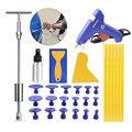 PDR инструменты  набор клеевых инструментов  набор для ремонта вмятин в автомобиле  безболезненный инструмент для удаления вмятин  слайдер  м...