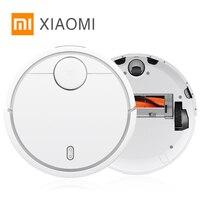 2016 New Original XIAOMI MI Robot Vacuum Cleaner For Home Filter Dust Sterilize Roller Brush Smart
