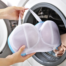 vanzlife washing machine wash special laundry Brassiere bag anti deformation washing bra mesh bag cleaning underwear Sports Bra