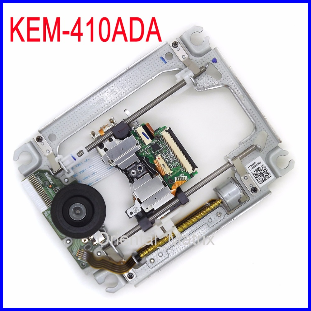 Free Shipping Original Brand New KEM410A,KEM-410ADA,KES-410A,KES410A,KEM410ADA For For PS3 Game Lens BLU-ARY Laser head