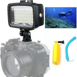 Orsda Ultra Bright 1800LM Photo Studio Video Light Lamp 3 Modes 5500K LED Diving Fill-in Light for GoPro Xiaomi Yi SJCAM Camera