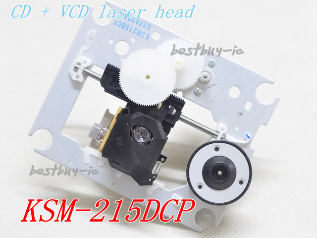 2pieces /lot KSS-215 KSM215DCP KSM-215DCP laser head