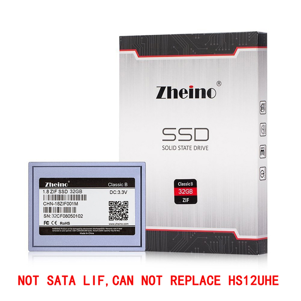 //Zif Hard Drive+SSD MacBook Air Late 2008 Mid 2009 A1304 Sata Adapter For Lif