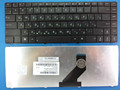 New RUSSIA Laptop keyboard for ASUS K45 K45D RU black laptop keyboard  0KNBO-4260RU00  MP-10A83SU-9203