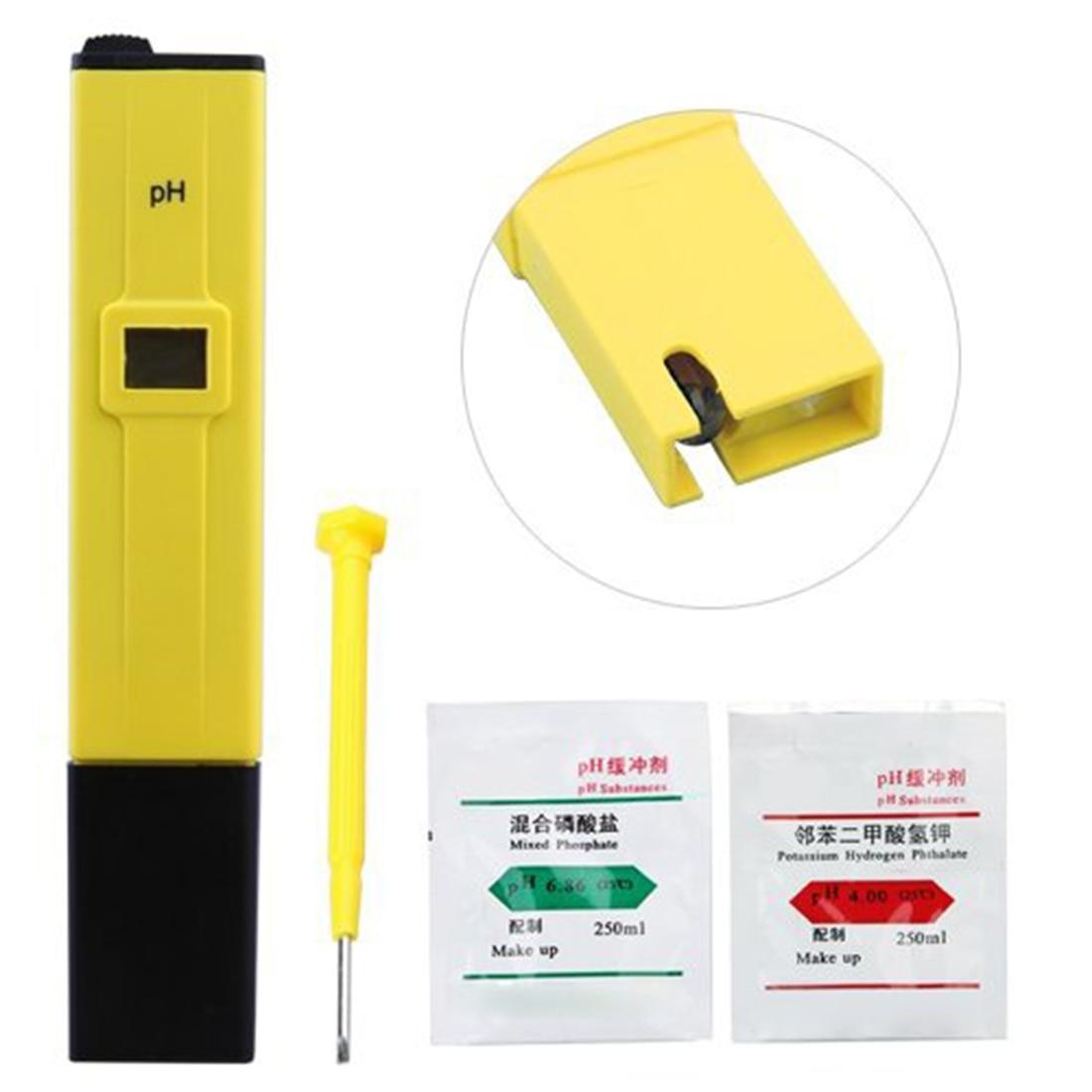 Aquarium Conductivity Meter : Pcs digital ph meter conductivity tester hydroponics