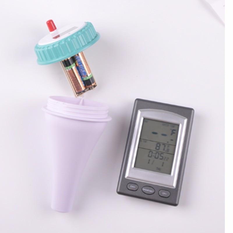 Gratis frakt, digital trådlös termometer för pool, digital - Hushållsvaror