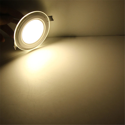 lights recessed