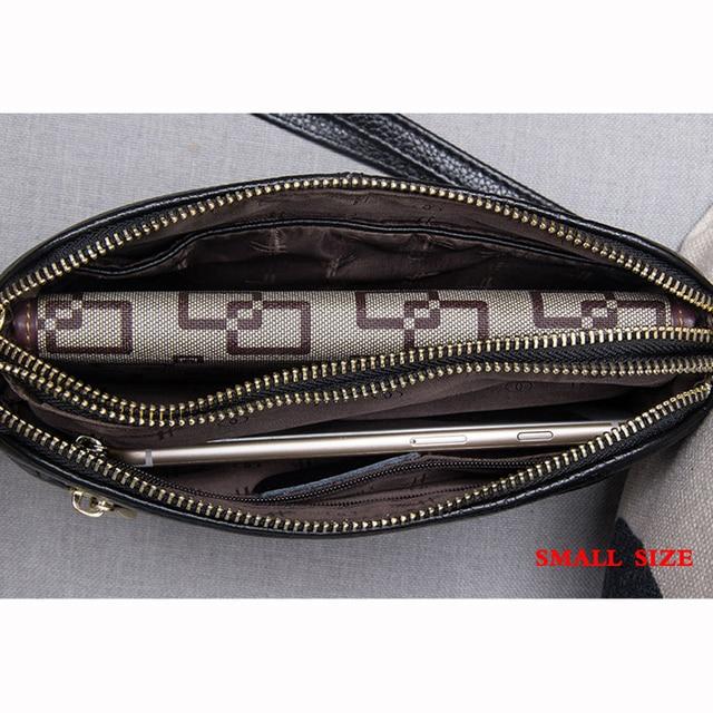 Double Zipper Clutch 4