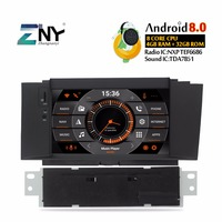 4GB RAM 7 HD Android 8.0 Car Stereo For Citroen C4 C4L DS4 2011 2012 2013 2014 2015 Radio DVD GPS Navigation Free Backup Camera