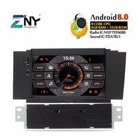 7 HD Android 8.0 Car GPS Stereo For Citroen C4 C4L DS4 2011 2012 2013 2014 2015 Auto Radio FM DVD Video WiFi Navi Backup Camera