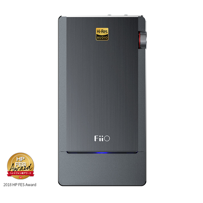 FiiO Q5 Bluetooth 4.0 APTX AAC et DSD-Capable CAD & Amplificateur, USB DAC Amplificateur Q5 pour iPhone/ordinateur/Android/Sony