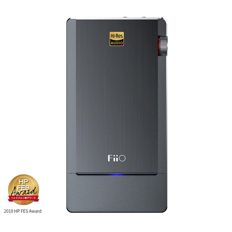 FiiO Q5 Bluetooth 4,0 APTX AAC y DSD-capaz DAC y amplificador, USB DAC amplificador Q5 para iPhone/computer/Android/Sony