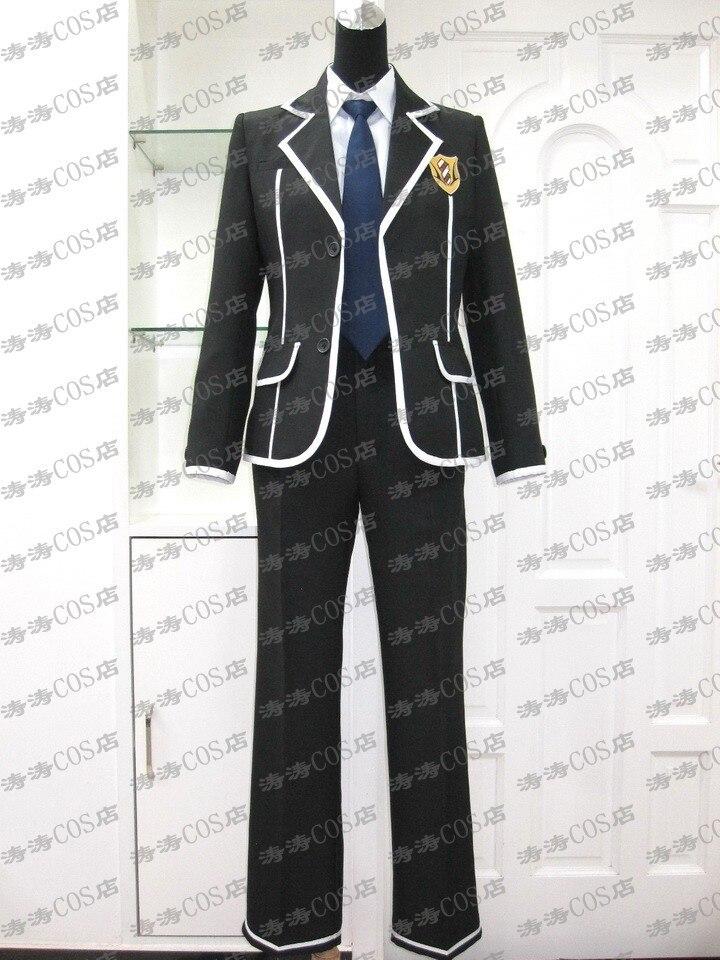 Anime Guilty Crown OUMA SHU Cosplay Costume