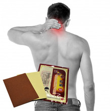 DISAAR Cheapest Chinese herbal Patches, Self heating Ant Venom Essential Oil Patches for Body Neck Back Joint Pain Relax Plaster