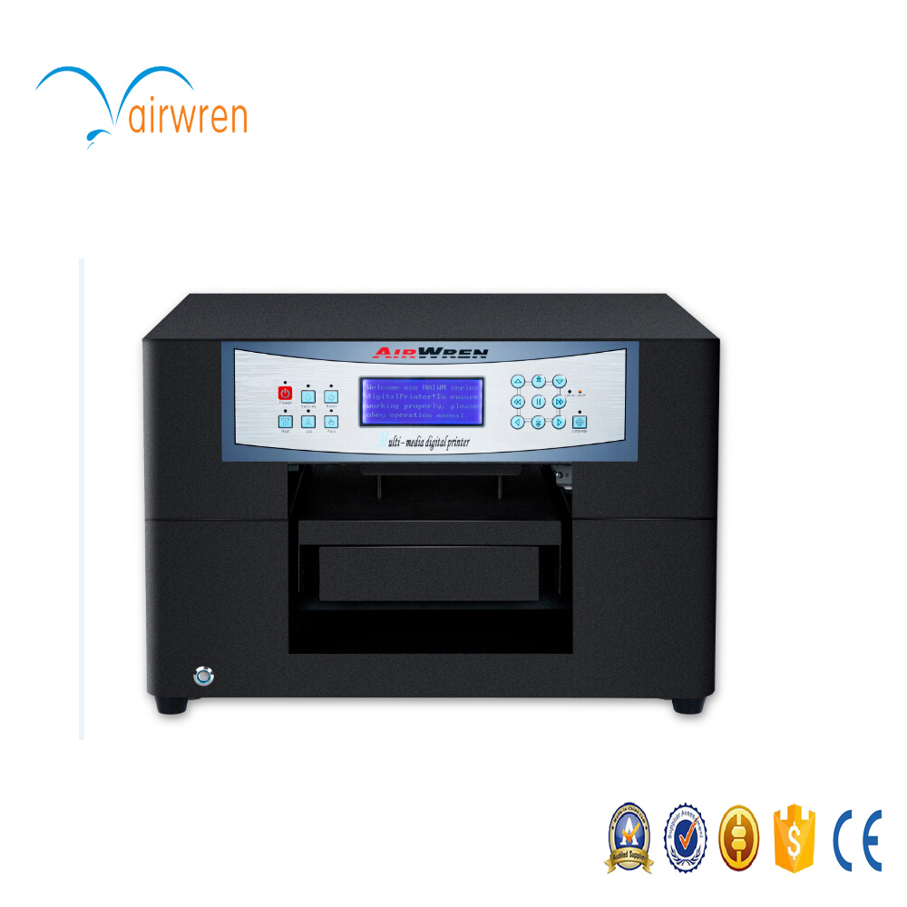 A4 Cheap Digital DTG T Shirt Printer Direct To Textile Printing Machine
